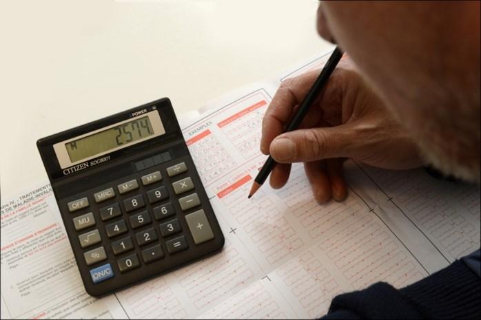 Meer Belgen betalen hun belastingen gespreid