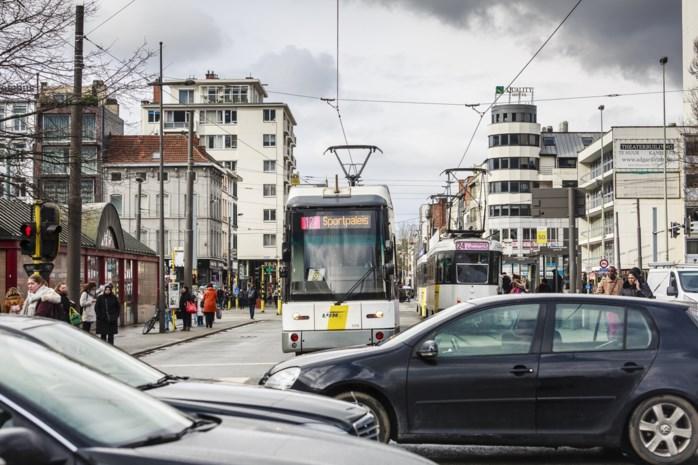 Trams krijgen (bijna) altijd groen