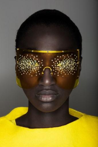 Studenten Antwerpse modeacademie laten creatief talent los voor brillenmerk Komono