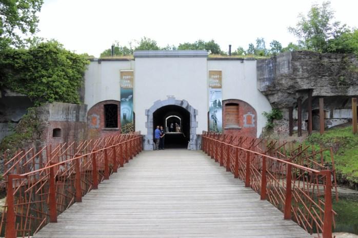 Fort van Duffel viert vijfde verjaardag met gratis Fortendag