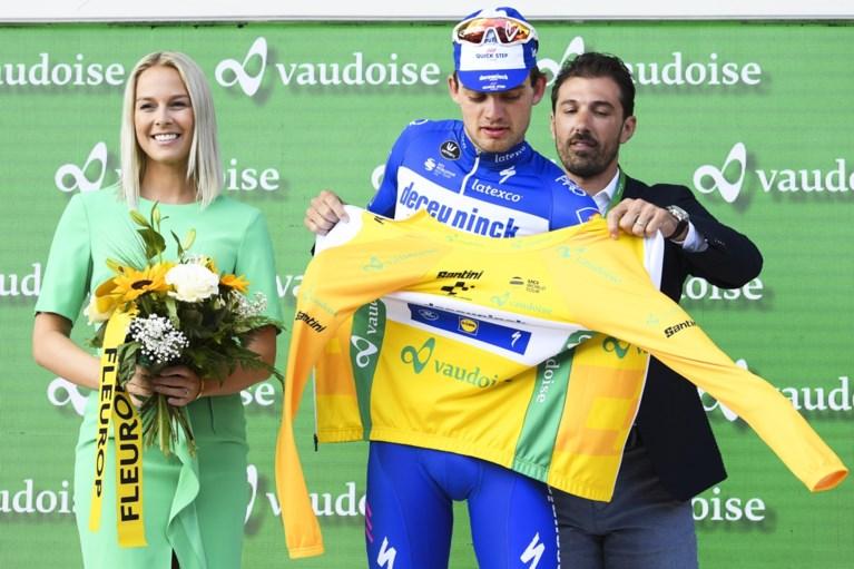 Luis Leon Sanchez pakt ritwinst in Ronde van Zwitserland na indrukwekkende solo, Kasper Asgreen is nieuwe leider