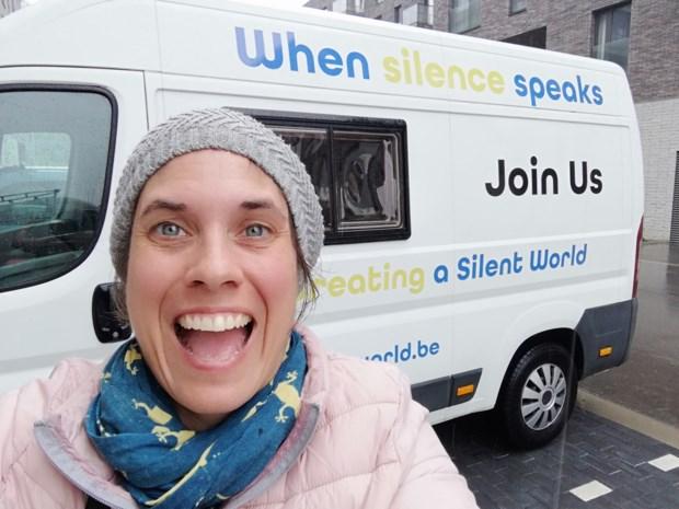 Vier maanden met busje door Europa op zoek naar stilte