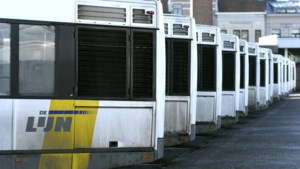 Opnieuw oude bussen De Lijn te koop