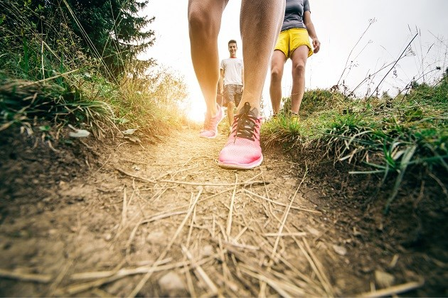 Even tijd doorbrengen in de natuur kan je gezondheid een boost geven