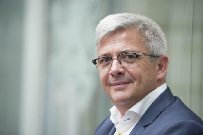 Burgemeester van Dessel Kris Van Dijck (N-VA) wordt voorzitter van Vlaams Parlement