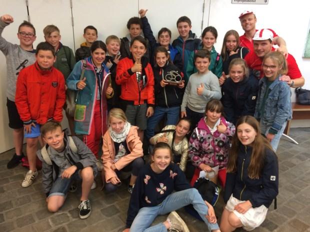 Leerlingen Sint-Filippus zijn superfietsers: 90% slaagt voor examen