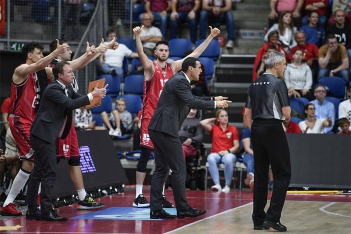 Antwerp Giants overwegen tal van aanbiedingen, coach Moors hakt vandaag de knoop door