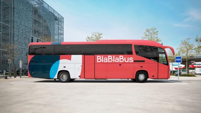 Concurrentie voor Flixbus: nieuwe BlaBlaBus houdt ook halt in Antwerpen