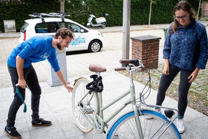 Swapfiets bestaat een jaar en komt met elektrische fiets