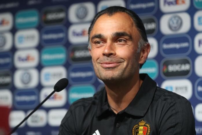 """Bondscoach Johan Walem heeft plannetje klaar voor cruciale match van Jonge Duivels op EK U21: """"We zijn niet bang van Spanje"""""""