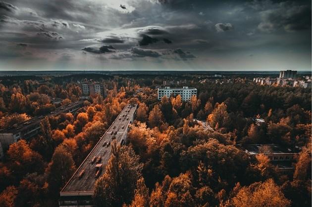 Met dank aan de serie: Tsjernobyl zit flink in de lift als reisbestemming
