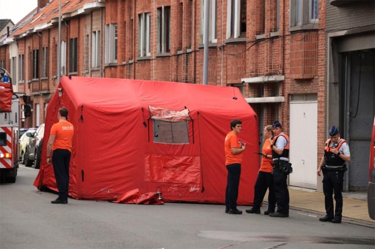 Vrouw (33) sterft bij brand in flat in Sint-Niklaas