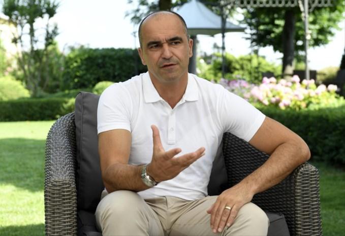 Bondscoach Roberto Martinez analyseert toekomst van Belgisch voetbal, maar ook die van zichzelf