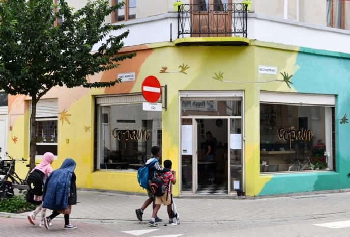 """Vrienden openen lunchbar Copain aan Krugerplein: """"We willen vriend van de buurt zijn"""""""
