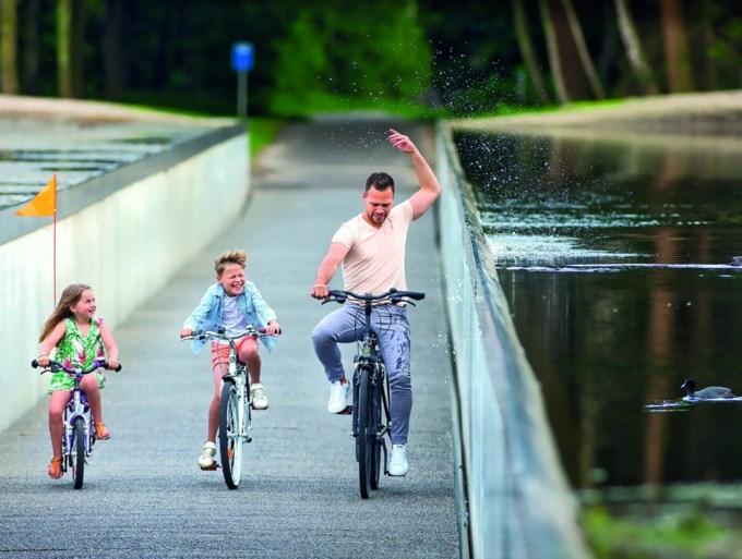 IN BEELD. Deze architecturale pareltjes zijn pure promo voor de fiets
