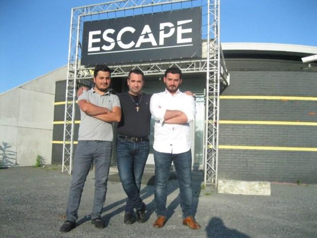 Drie vrienden heropenen dancing Escape als nachtclub Luxx