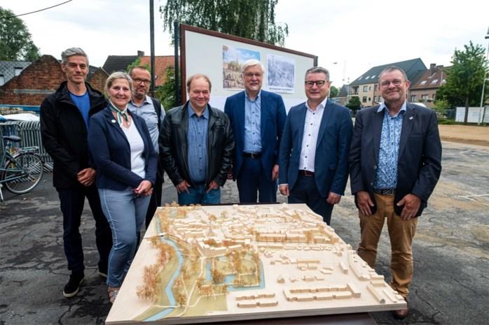 Gemeente presenteert nieuw project: centrum wordt hertekend