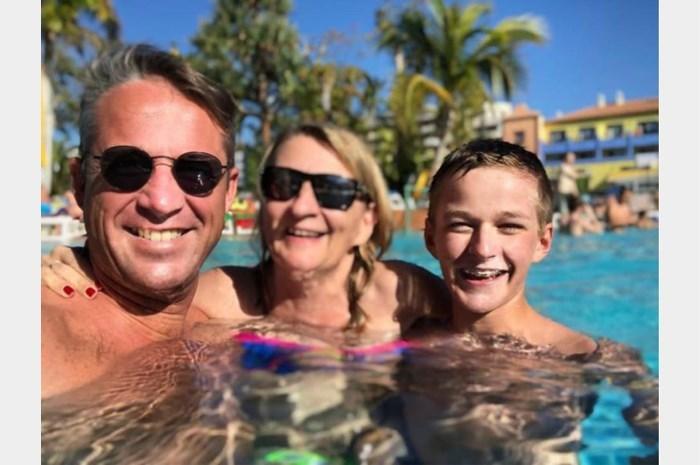 """Kennissen van Belgisch gezin dat sterft bij familiedrama in Zwitserland reageren geschokt: """"Ze zagen er erg gelukkig uit"""""""