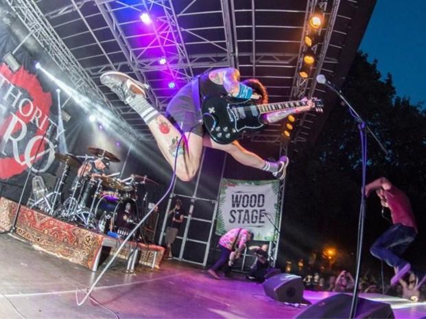 Brakrock strikt Californische punkrockiconen