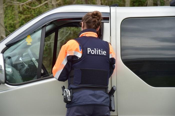 Politie doet 14 controles en... stelt 14 overtredingen vast