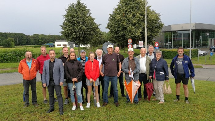 Omwonenden Herentals-Industrie laten stem horen tegen plannen nieuw windpark