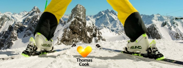 Thomas Cook stopt met aanbieden van skivakanties