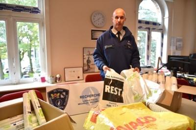 Bende maakt vuilniszakken na: stad eist meer dan 1 miljoen euro schadevergoeding