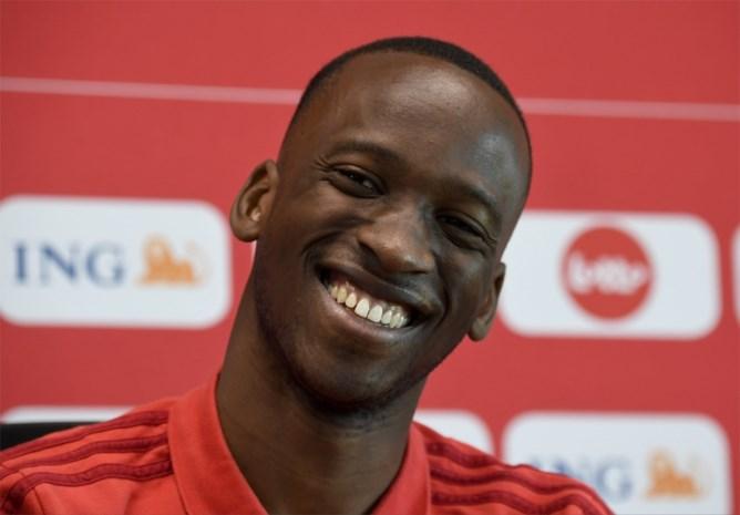 """Dodi Lukebakio toont zich ook op EK U21 maar wil niets kwijt over toekomst: """"Ik sta voor een belangrijke keuze"""""""