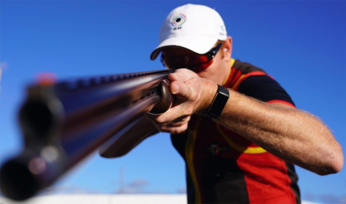 Kempense kleischutter Yannick Peeters mikt op Olympische Spelen, 31 jaar na brons van papa Frans