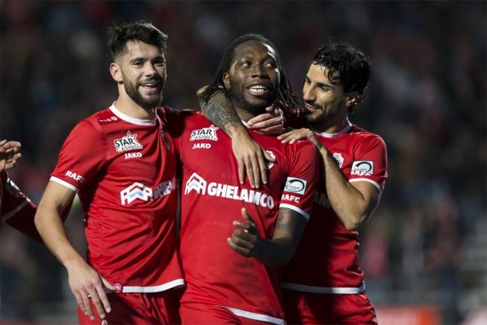 Eerste training Antwerp: nog geen Rodrigues, middenvelder van Caen komt testen