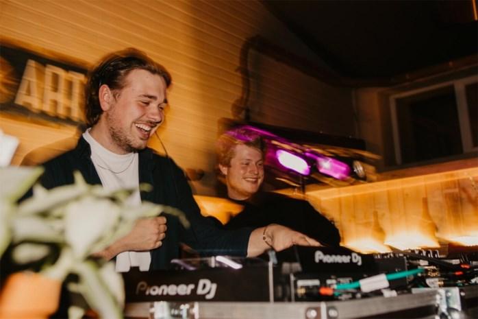 Stevige zomer voor dj-duo Gomoris: in juli op Balaton Sound in Hongarije, vandaag eerst nog finale bij Stubru-wedstrijd