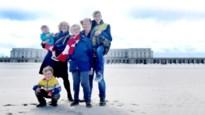 """Stefan Perceval over zijn verhuizing naar Oostende: """"Het eerste jaar zullen we een paar keer vloeken. Dat weet ik nu al"""""""