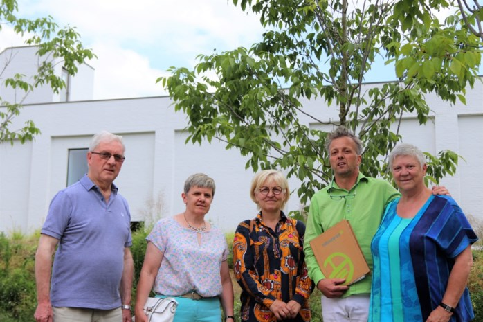 Oude fruitrassen worden heraangeplant in abdij van Bornem