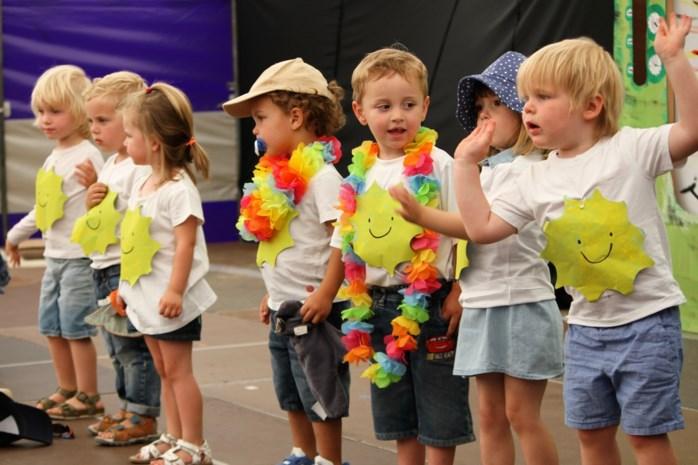 Kleuterschool viert vijftigste verjaardag