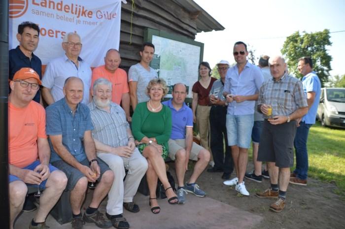 Landelijke Gilde zorgt voor 31 kilometer fietsplezier met zes borden vol weetjes