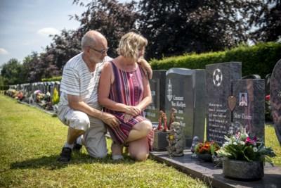 """Steve Vissers (12) werd twintig jaar geleden vermoord: """"We leven nog steeds in de waas van toen"""""""