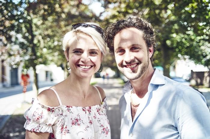 Christophe Haddad en Marianne Devriese over spannende seizoensfinales van Thuis en Familie