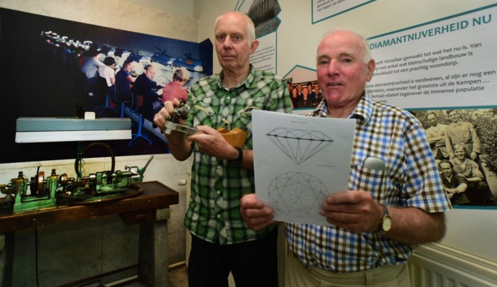 """""""Diamant bracht elektriciteit en welvaart naar Vorselaar"""""""