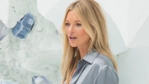 Kate Moss maakt zeldzame verschijning met dochter Lila
