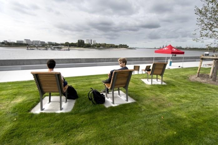 Droogdokkenpark krijgt foodbar en publiek toilet