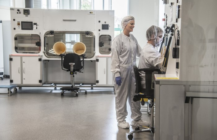 Apotheek AZ Turnhout maakt chemo voortaan in maatwerkbedrijf Amival