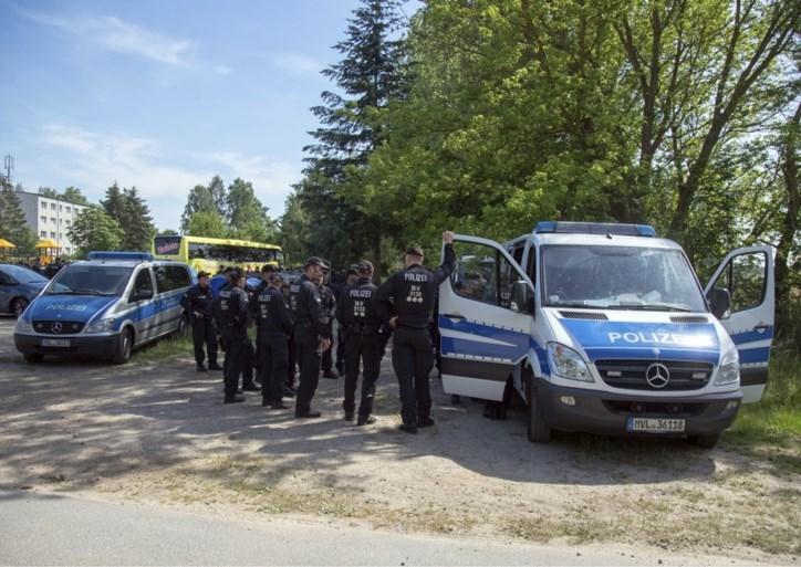 Duitse straaljagers botsen in de lucht: één piloot omgekomen, andere levend teruggevonden in boom