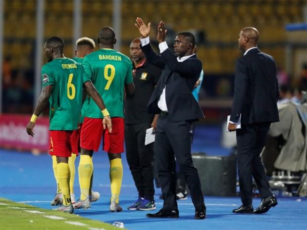 Titelverdediger Kameroen mist start niet op Afrika Cup