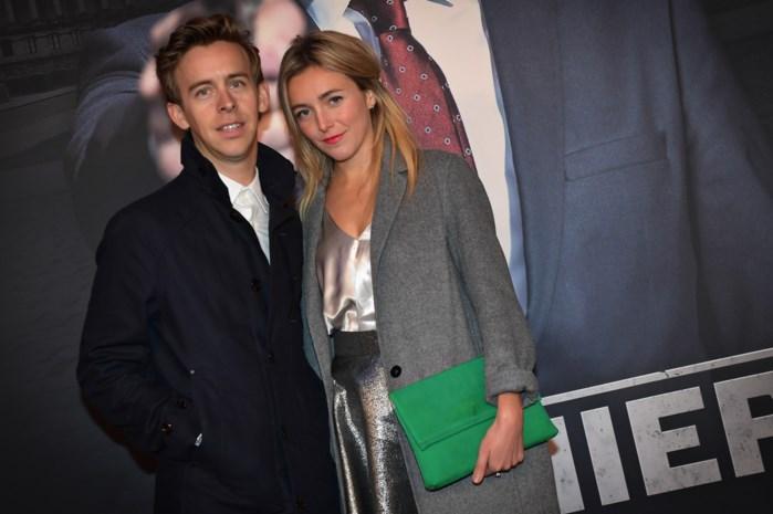 Jonas Van Geel en Evelien Bosmans trotse ouders van zoontje Charlie