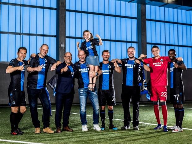 """Kritiek op Unibet als nieuwe shirtsponsor van Club Brugge: """"Dit zou niet mogen"""""""
