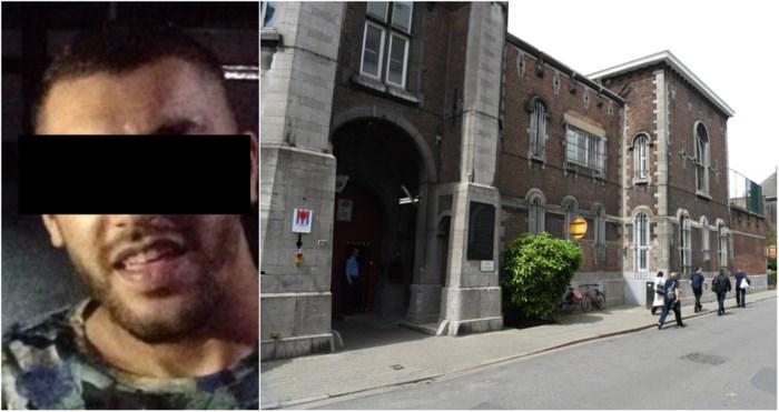 Drugscrimineel veroordeeld voor vechtpartij in gevangenis Begijnenstraat