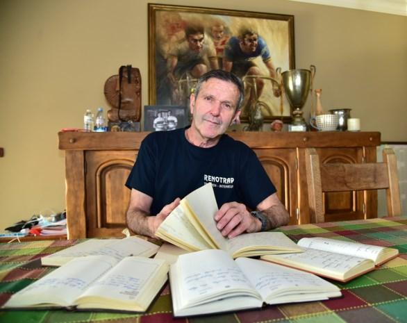 """Roger De Vlaeminck werd 50 jaar geleden Belgisch kampioen: """"Alles heb ik opgeschreven!"""""""