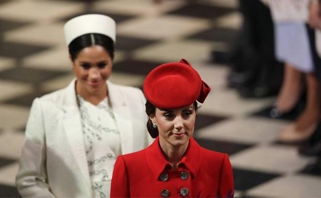 Meghan Markle onttroont Kate Middleton als meest invloedrijke stijlicoon