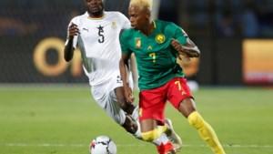 Titelverdediger Kameroen speelt 0-0 gelijk tegen Ghana op de Afrika Cup