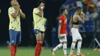 Colombia krijgt geen enkele tegengoal in vier wedstrijden, maar ligt toch uit de Copa America
